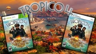 Tropico 4 - Starting Guide, tips and tricks.