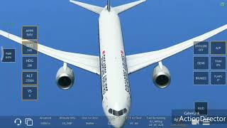 Infinite Flight GLOBAL | VHHH to WSSS | HongKong to Singapore | Singapore Airlines | Boeing 787-10 |