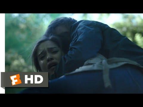 Rings (2017) - Death of Professor Gabriel Scene (5/10) | Movieclips