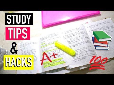 STUDY HACKS + TIPS #1 | Bahasa Indonesia