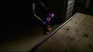 Led Skate Wheels!