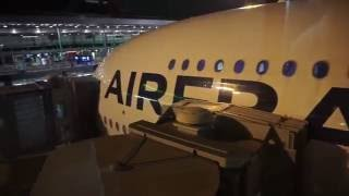 Air France Premium Economy | A380 Upper Deck | Paris to Shanghai & AF Salon Lounge Review