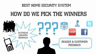 How We Pick Our Home Security Systems Reviews Winners