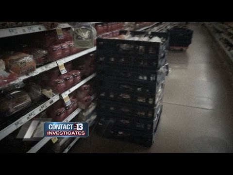 Gross Grocers: Rats at Smith's
