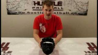 "All About Paintball Masks Part 2/4 - ""How do I choose a new mask?"" answered by HustlePaintball.com"
