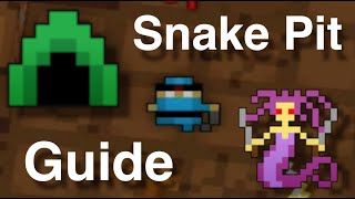 RotMG - Snake Pit Guide