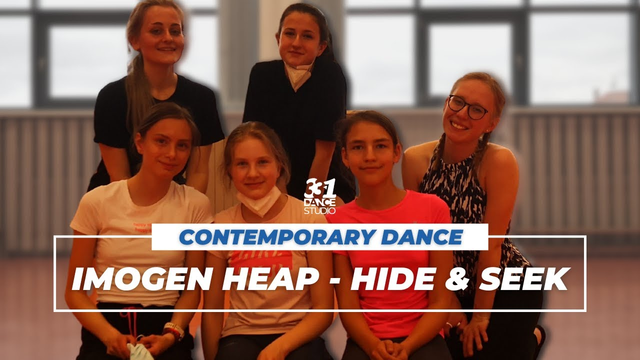 Imogen Heap - Hide and Seek   Contemporary Dance   331 Dance Studio Olomouc