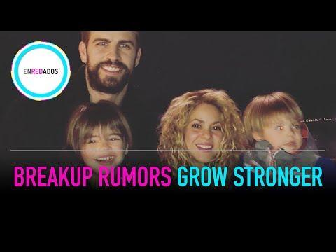 ¿Gerard Piqué Dejará A Shakira Por Esta Razón? | LaMusica