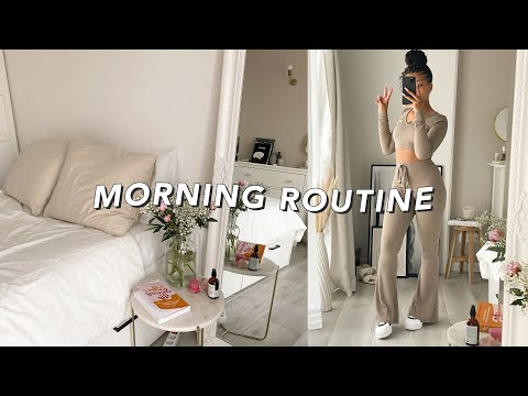2020 SUMMER MORNING ROUTINE.