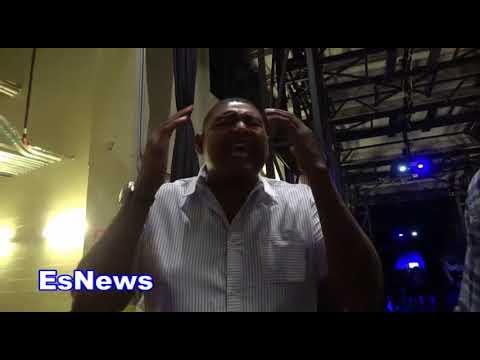 MUST SEE Actor Omar Miller Erupts After Canelo vs GGG Fight Es Boxing