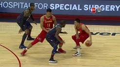 USA vs China Exhibition Game Full Highlights