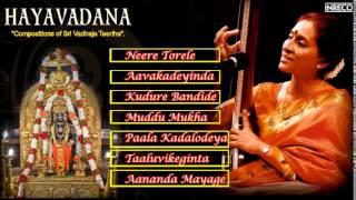CARNATIC VOCAL | HAYAVADANA | BOMBAY JAYASHRI | JUKEBOX