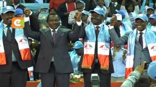 Kanu's Gideon Moi urged to join NASA