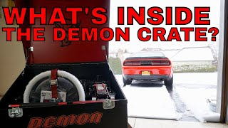 Dodge Demon Crate Review