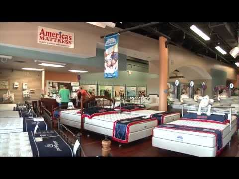 Americas Mattress. Six Locations In PA And NJ. Deal With No Pressure