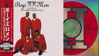 Boyz II Men 04 Water Runs Dry (Strat Mix) (JAPAN HQ CD 44100Hz 16Bits)