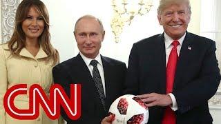 Internet warns Trump about Putin