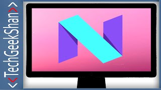Install Android Nougat 7.0 on PC Hard-Drive | Dual-Boot