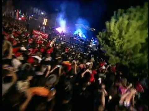 Calvin Harris - Ready for the weekend (Mad  Live In Athens By Vodafone CU)