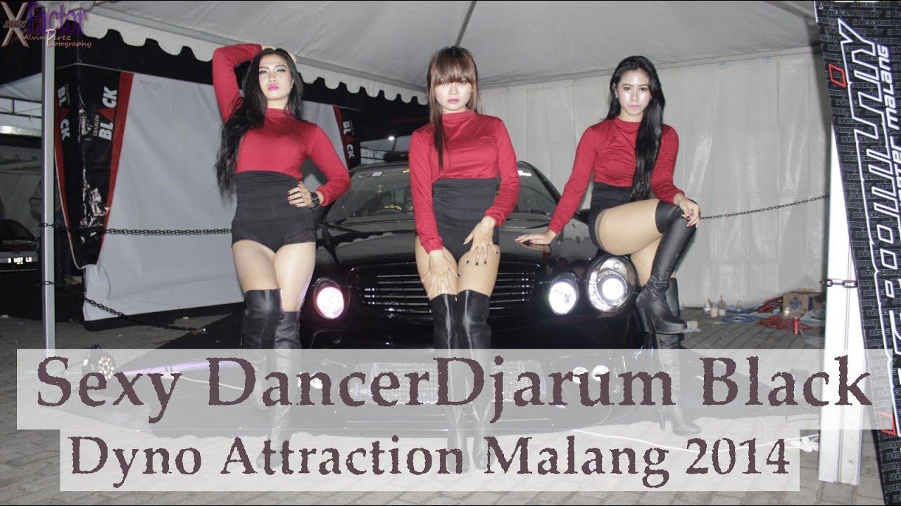 Djarum black sexy dancer