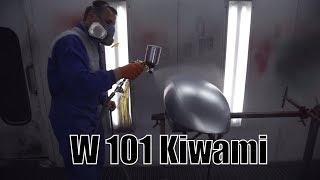 Обзор краскопульта Anest Iwata W-101 Kiwami   Окрасочный пистолет для авторемонта