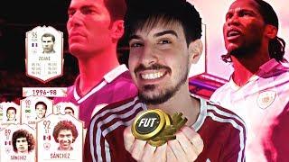 MEDIAS ICONOS FIFA 20 ¿Cuánto costarán? Zidane, Drogba, H.Sanchez...