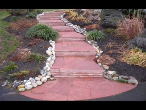 Landscape Ideas, installation, and projects