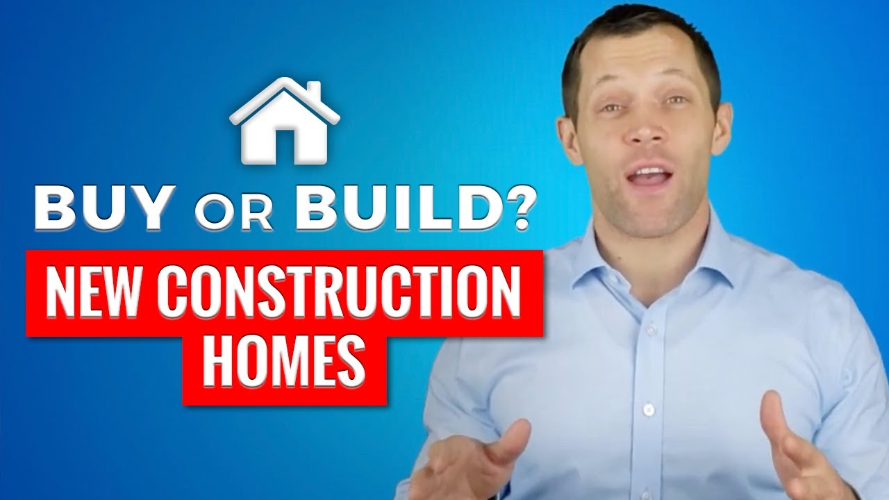 Is It More Cost Effective to Buy or Build a House? | Pre-Existing vs New Construction Homes