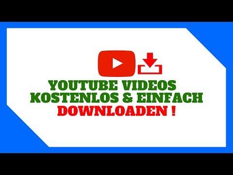[NEW] YouTube Videos | Kostenlos & Einfach downloaden | Natürlich Legal und Virenfrei
