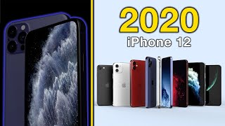 iPhone 12 RUMORS - NUOVO COLORE, 6GB RAM, A14 Chip & Rumors!