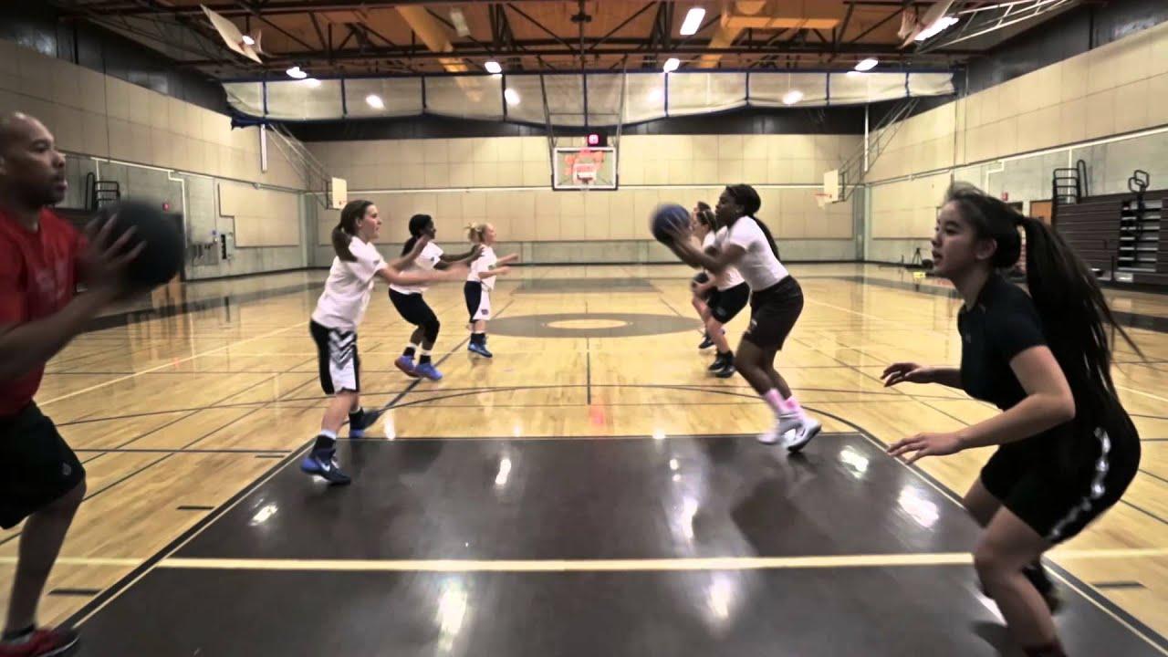 Need For Speed Girl Wallpaper Girls Elite Basketball Training W Mike Allen Youtube