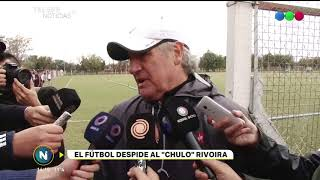 MURIÓ EL CHULO RIVOIRA