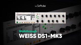 Weiss DS1-MK3 Walkthrough – Softube