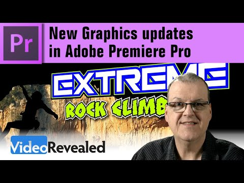 New Graphic Updates in Adobe Premiere Pro thumbnail