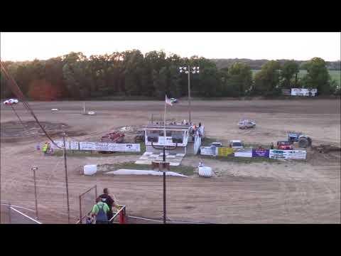 Butler Motor Speedway FWD Heat #3 7/8/17
