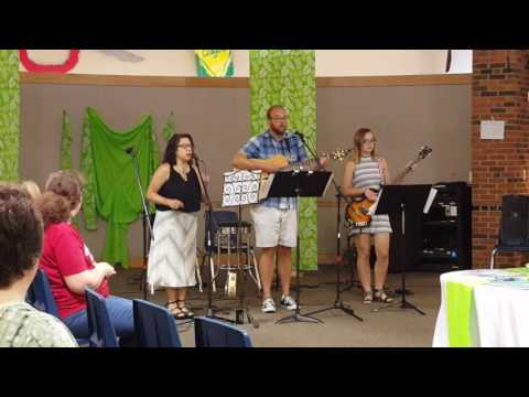 With A Little Help from My Friends - Peace Christian Church Kansas City - 7/10/16
