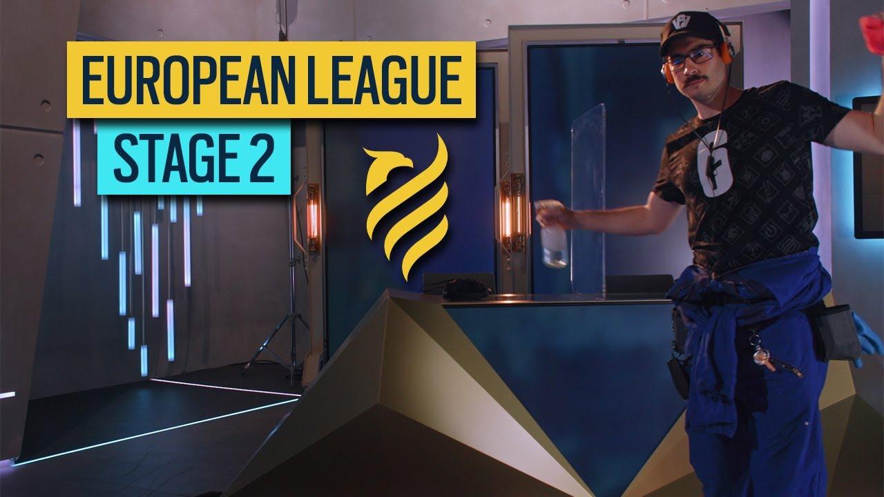 European League 2021: Stage 2 - Trailer
