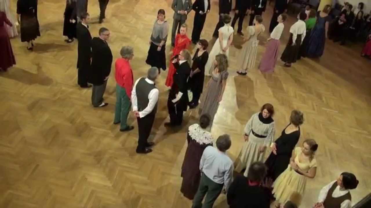 00706 Folkloras mūzikas un deju kopas DANDARI 35 g. jubilejas balle. Ģimenes žīga no Anglijas