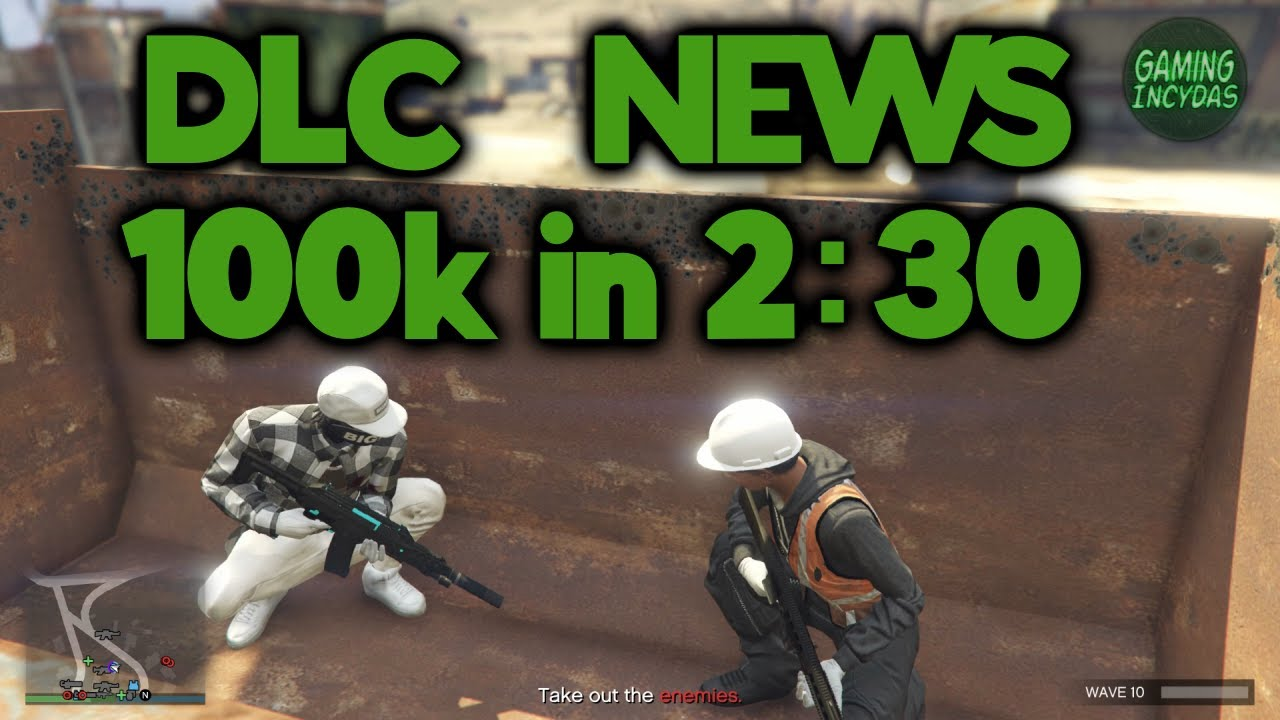 NEW DLC UPDATE NEWS + 100k to 2 mins