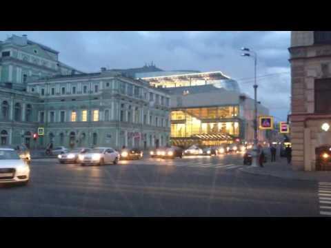 Санкт Петербург Мариинский театр Театральная Площядь