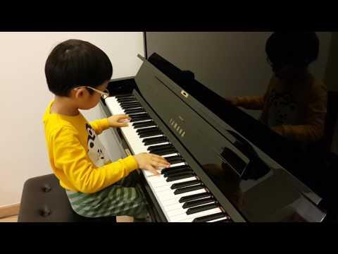 Jonah Ho (6) - Chopin Waltz in D-flat Major Op.64 No.1 (Minute Waltz)