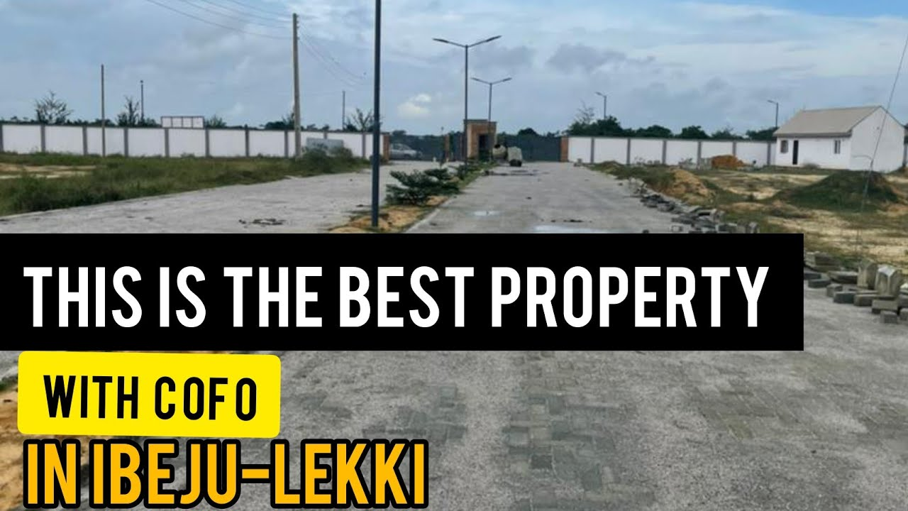 Download Ibeju-Lekki Land for Sale | Commercial and Residential Land with C of O for Sale. Ibeju-Lekki Lagos.