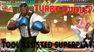 [TAS] - Street Fighter III: 4rd Strike Arranged Edition (TURBO CHEAT) - Dudley - Super Art 2