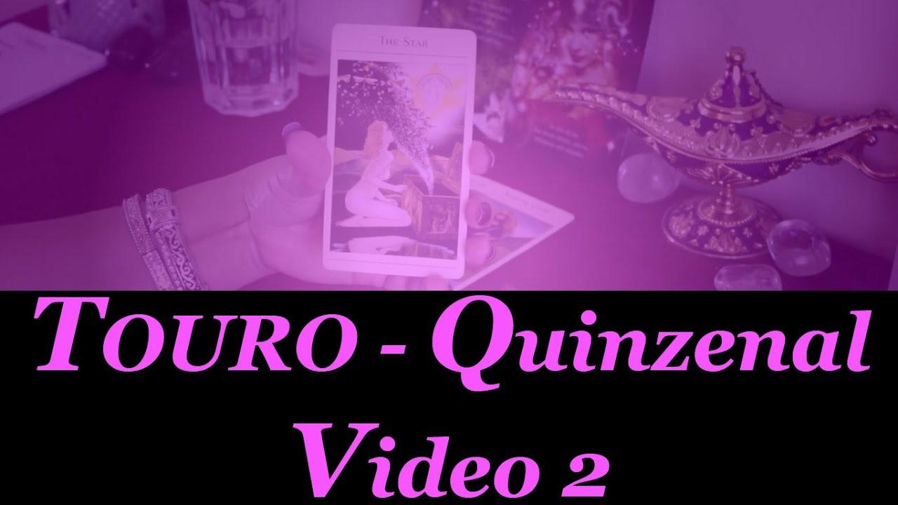 TOURO Quinzenal (12 - 26/04/21): Video 2.