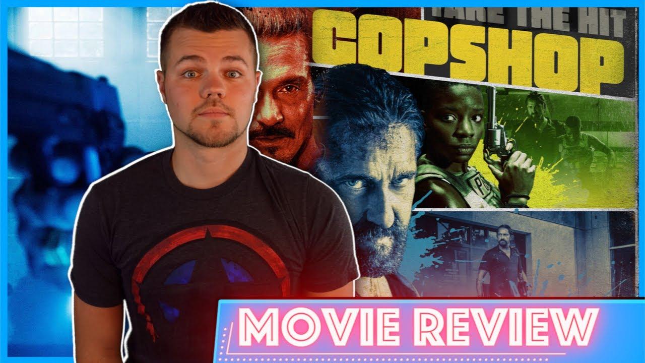 'Copshop' Review: Gerard Butler in Joe Carnahan's Police-Station ...