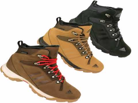 Стильные Зимние Ботинки Для Мужчин