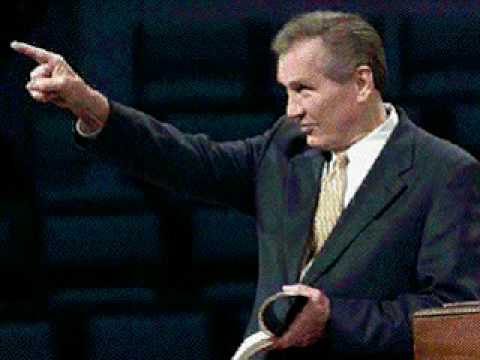 Dr. Adrian Rogers Calls for Unity at Bellevue Baptist Church