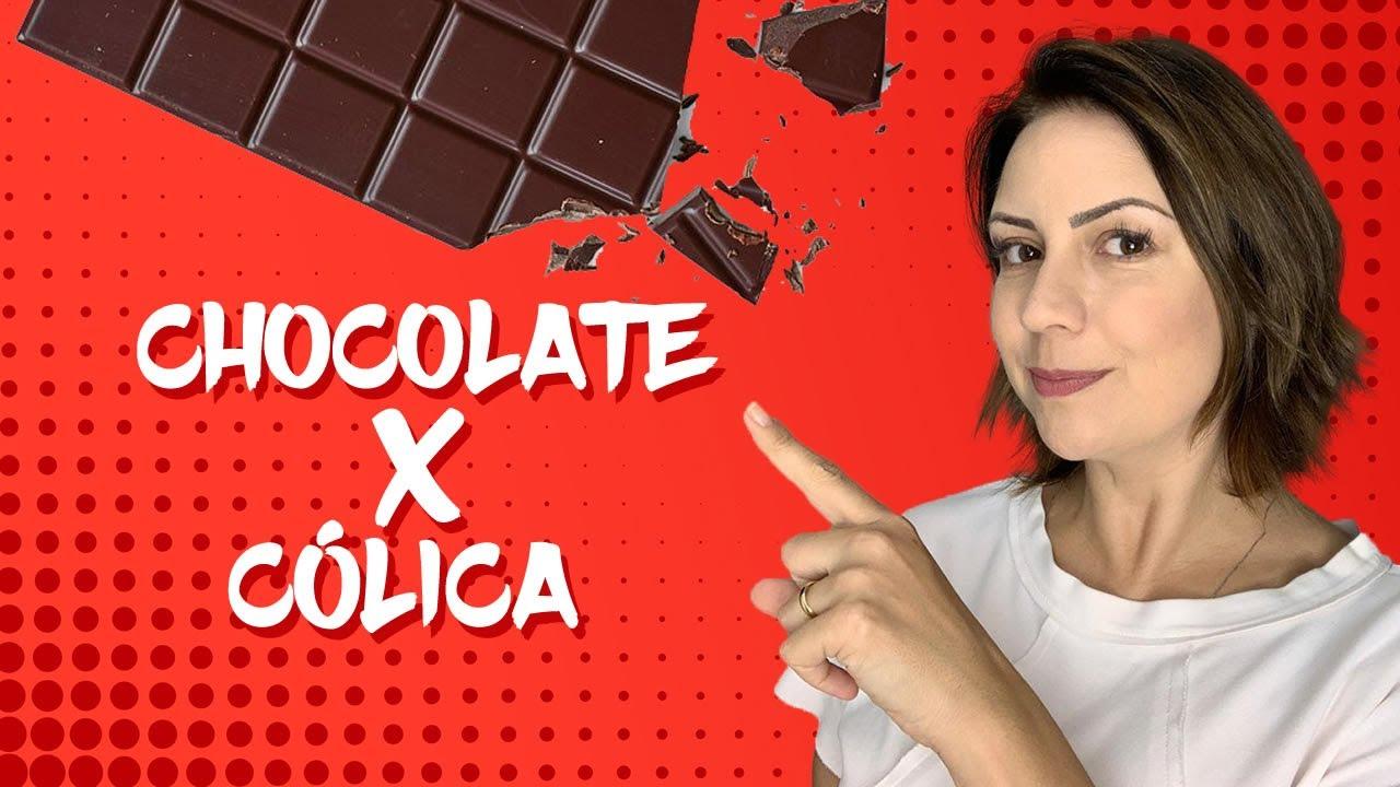 comer chocolate mientras amamanta causa diabetes cólica