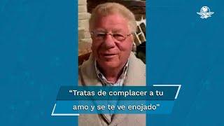 Estimado Marcelo: te conozco desde hace años, te conozco como colaborador de Manuel Camacho Solís, te conozco como jefe de Gobierno, y a través de todo este tiempo, he observado cómo ha cambiado tu estado de ánimo