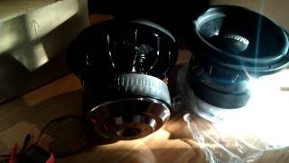 Sundown Zv3's w/ dual leads and NS v3 spiders